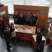 Illustrators Guild of Ireland at Bologna Children's Book Fair