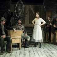 Performance of J. M. Synge's The Playboy of the Western World in Slovene