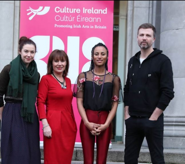 Minister Madigan Launches Culture Ireland's 2018 Programme in Britain