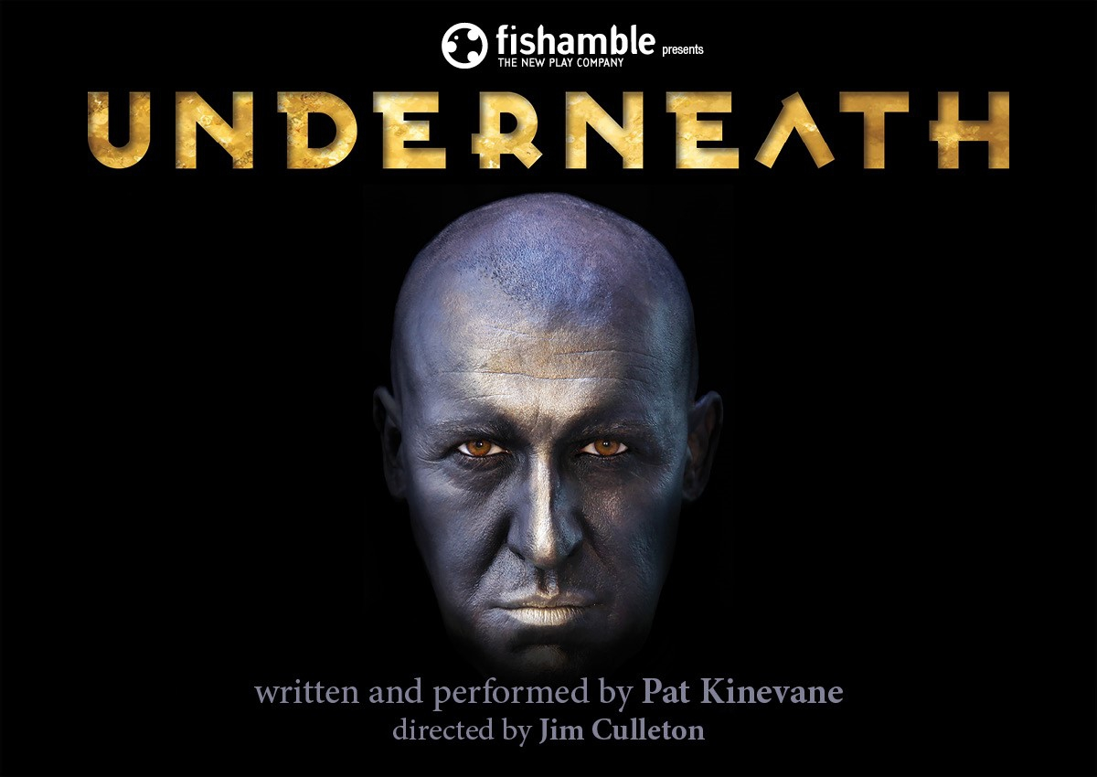 'Underneath' presented by Fishamble: The New Play Company