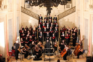 Ulster University Choir at Carnegie Hall