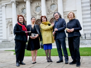Minister Madigan announces five new Cultural Ambassadors for Ireland