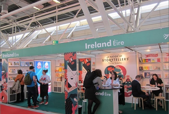 Ireland at Bologna Children's Book Fair