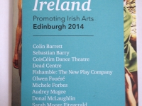 Edinburgh showcase brochure 2014