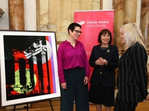 Minister Madigan launches Ireland's Representation at the 58th Venice Art Biennale in 2019
