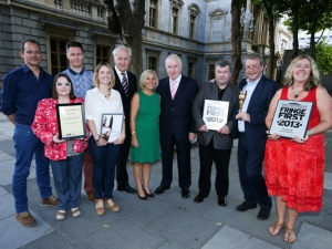 Irish Success at the Edinburgh Festivals 2013:  Minister Deenihan Congratulates Artists