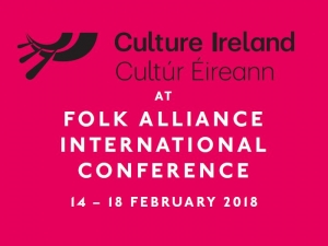 Culture Ireland at Folk Alliance International 2018