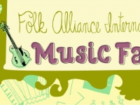 Culture Ireland Showcase at Folk Alliance 2015
