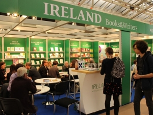 Ireland's National Stand at the London Book Fair