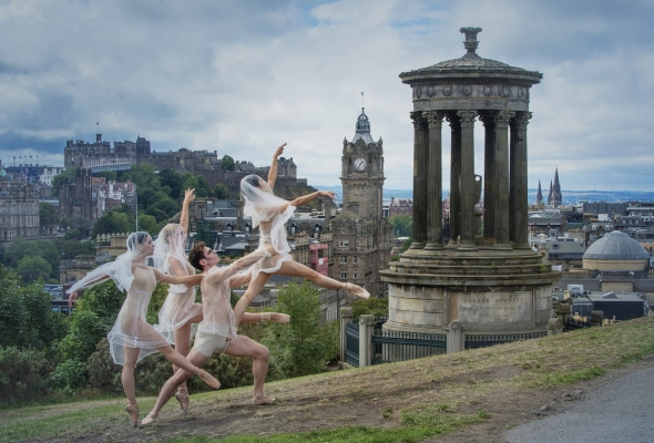 150+ PERFORMANCES OF IRISH WORK IN EDINBURGH THIS AUGUST