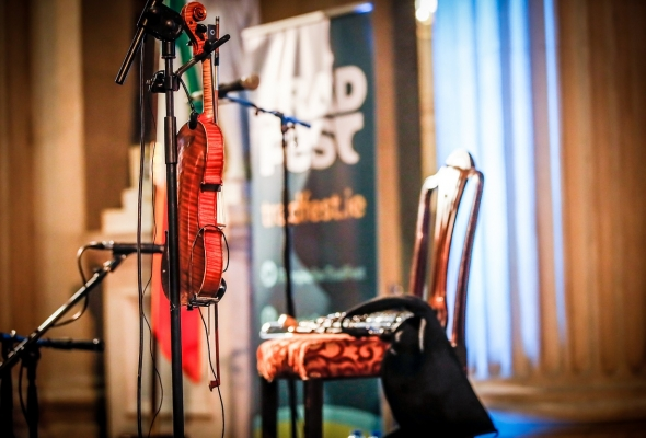 Culture Ireland Showcase at Tradfest 2020