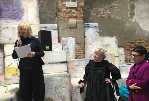 Ireland's National Representation at the 2019 Art Biennale in Venice officially opens