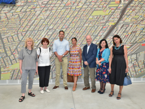Taoiseach, Leo Varadkar, T.D., visits the Venice Architecture Biennale