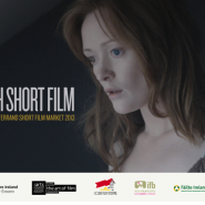 Irish Short Film Stand at the Clermont Ferrand International Short Film Festival and Market