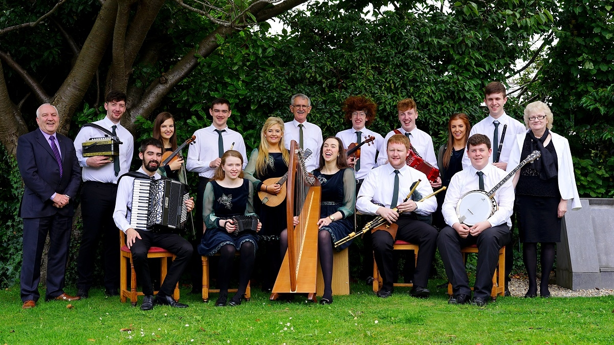 Direct from Ireland: The 2018 Comhaltas Concert Tour of Britain: Echoes of Erin