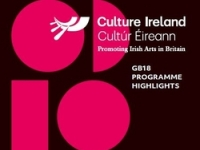 Culture Ireland GB18 Programme Highlights