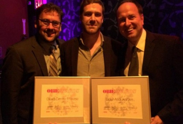 OBIE Theatre Award for Lippy
