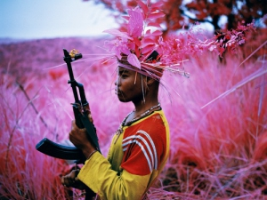 Critical Acclaim for Richard Mosse at the Venice Art Biennale
