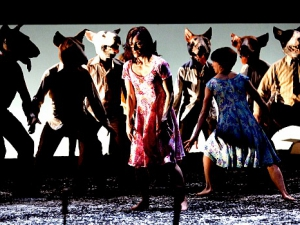 The  Rite of Spring & Petrushka by Fabulous Beast Dance Theatre at the Galway Arts Festival