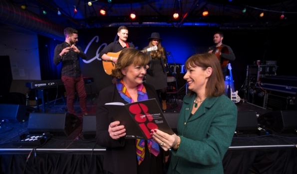 Ireland Is Focus Country at Key Music Industry Event Part of GB18: Promoting Irish Arts in Britain