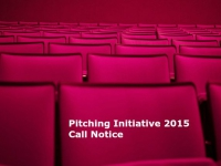 Pitching Initiative 2015 - Application form